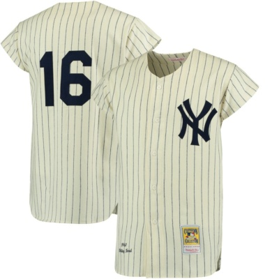Whitey Ford New York Yankees Jersey