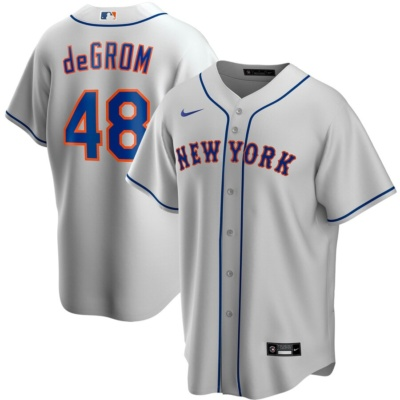 Jacob deGrom New York Mets Nike 2020 Player Jersey -