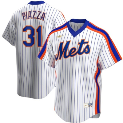 Mike Piazza New York Mets Nike Collection Player Jersey -