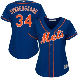 Noah Syndergaard New York Mets Women's Jersey