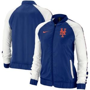 Women's New York Mets Nike Full-Zip Jacket