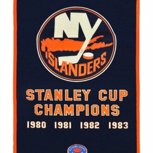 New York Islanders Dynasty Banner