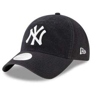 New Era New York Yankees Women's Navy Core Classic Twill Team Color 9TWENTY Adjustable Hat