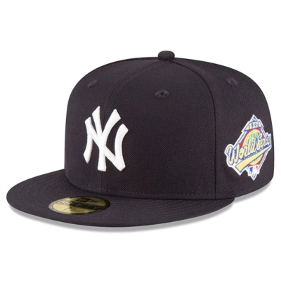 New Era New York Yankees Navy 1996 World Series Wool 59FIFTY Fitted Hat