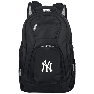 New York Yankees 19″ Laptop Travel Backpack