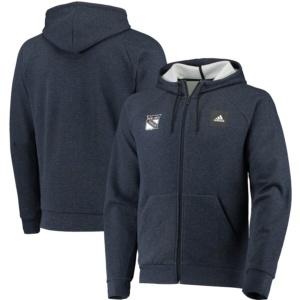 New York Rangers adidas Hoodie Jacket -