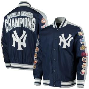 New York Yankees Dynasty Commemorative Jacket -