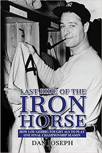 Last Ride of the Iron Horse: Dan Joseph