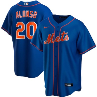 Pete Alonso New York Mets Jersey