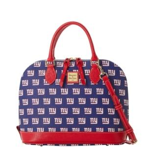 NFL Giants Zip Zip Satchel