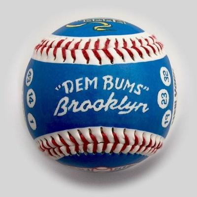 The 1955 Brooklyn Dodgers Baseball