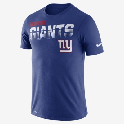Men's Short-Sleeve T-Shirt Nike Legend (NFL Giants)