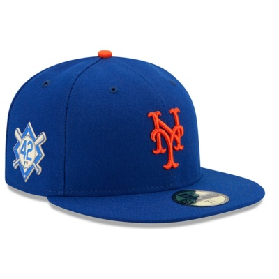 New York Mets New Era Jackie Robinson Day 59FIFTY Hat -