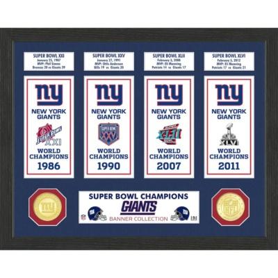 New York Giants Super Bowl Photo