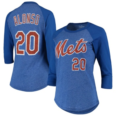 Pete Alonso New York Mets Women's T-Shirt