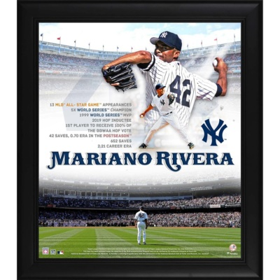 Mariano Rivera 2019 Baseball Hall of Fame Collage