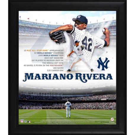 Mariano Rivera 2019 Baseball Hall of Fame Collage