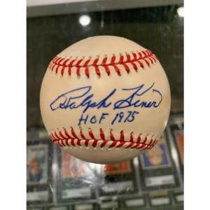 Autographed Ralph Kiner Baseball -