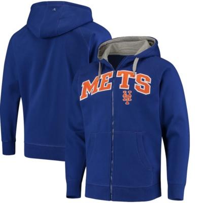 Mets Full-Zip Hoodie