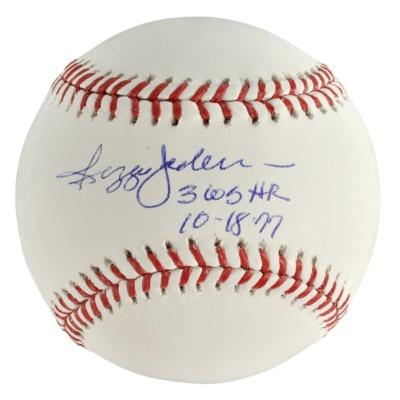 Reggie Jackson Authentic Autographed Baseball