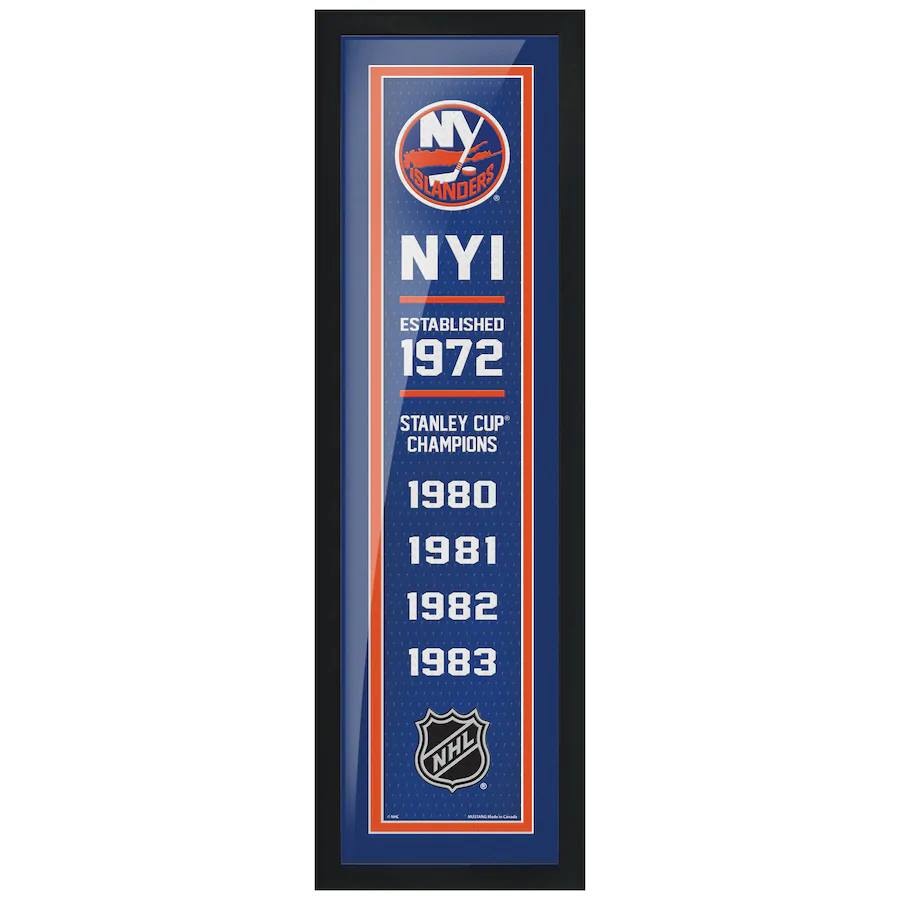 New York Islanders Artwork