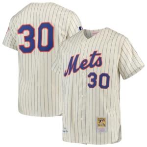 Nolan Ryan New York Mets Jersey
