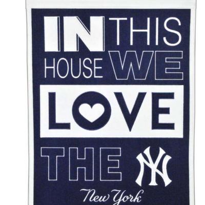 New York Yankees Home Banner