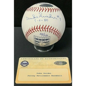 Duke Snider baseball