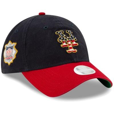 Mets Women's Stars & Stripes 4th of July Hat