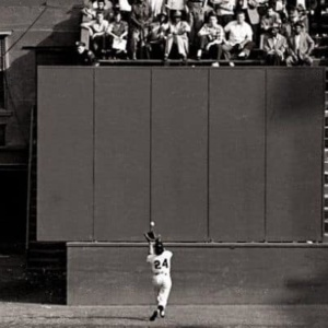 WILLIE MAYS-THE CATCH