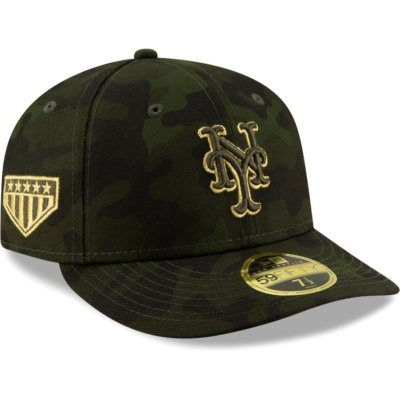 Mets New Era Armed Forces Day 59 Fitted Hat - Camo