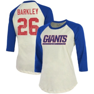 Saquon Barkley Giants Women's T-Shirt