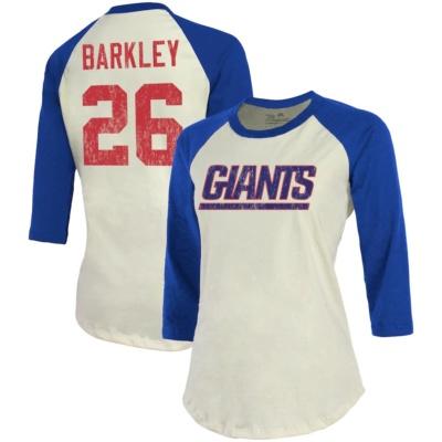 Saquon Barkley Giants Women's T-Shirt