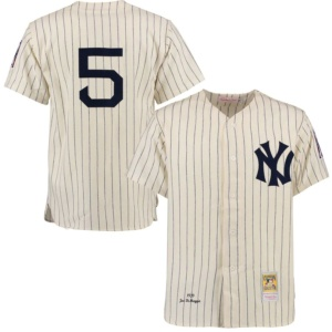 Joe DiMaggio New York Yankees Authentic Jersey
