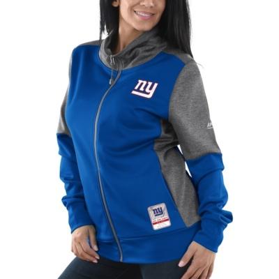 Women's New York Giants Full-Zip Fleece Jacket