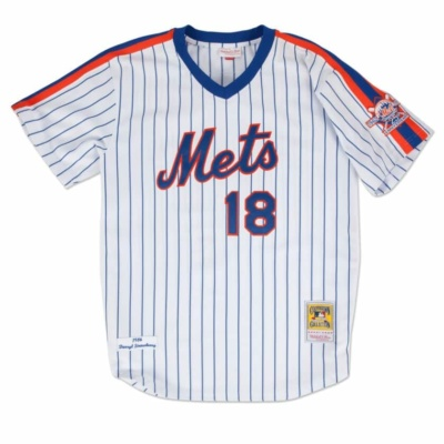 Darryl Strawberry 1986 Jersey