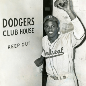 JACKIE ROBINSON APRIL,15 1947