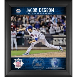 Jacob deGrom 2018 NL Cy Young Award