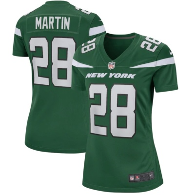 Curtis Martin Nike Women's Jersey