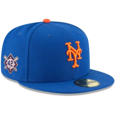 New YorkJackie Robinson Day Fitted Hat