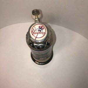 NEW YORK YANKEES Collector Stein ~ Beer Mug ~