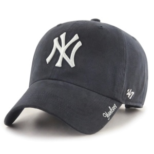 New York Yankees Clean Up Adjustable Hat -