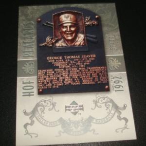 2005 Upper Deck Placards Tom Seaver