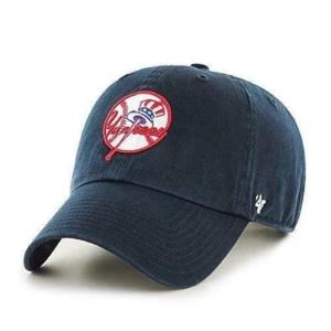 New York Yankees Hat Cooperstown Logo 47 Brand