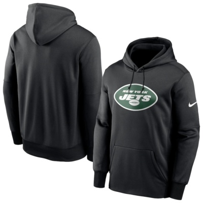 New York Jets Nike Pullover Hoodie -