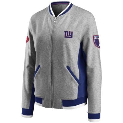 New York Giants WEAR Full-Zip Jacket