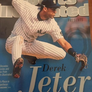 SPORTS ILLUSTRATED-DEREK JETER-A TRIBUTE TO THE CAPTAIN