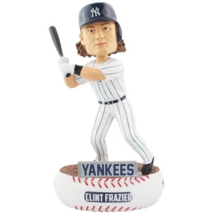 Clint Frazier New York Yankees Player Baller Bobblehead
