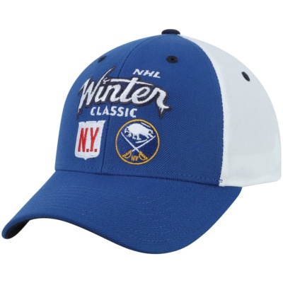 Buffalo Sabres vs. New 2018 Winter Classic Adjustable Hat