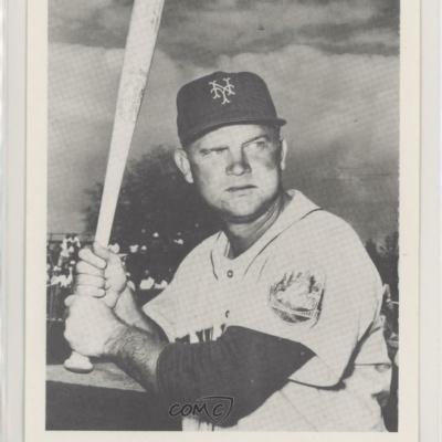 New York Mets Don Zimmer